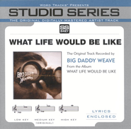 What Life Would Be Like [Studio Series Performance Track]  [Music Download] -     By: Big Daddy Weave