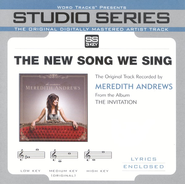 New Song We Sing (Album Version)  [Music Download] -     By: Meredith Andrews