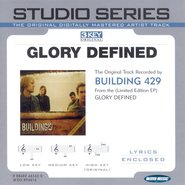 Glory [Studio Series Performance Track]  [Music Download] -     By: Big Daddy Weave