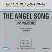 The Angel Song [Studio Series Performance Track]  [Music Download] -     By: Jaci Velasquez