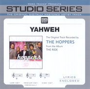 Yahweh - High Key w/o Background Vocals  [Music Download] -     By: The Hoppers