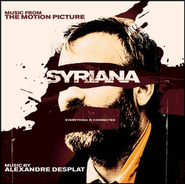 Syriana (Original Motion Picture Soundtrack)  [Music Download] -     By: Alexandre Desplat
