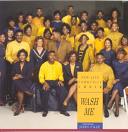 Wash Me  [Music Download] -     By: The New Life Community Choir, John P. Kee
