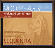900 Years Hildegard von Bingen  [Music Download] -     By: Sequentia, Barbara Thornton, Benjamin Bagby