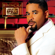 Byron Cage Live At The Apollo The Proclamation  [Music Download] -     By: Byron Cage