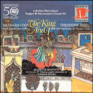 The King and I: The King and I/Shall I Tell You What I Think Of You? (Barbara Cook)  [Music Download] -     By: Theodore Bikel, Barbara Cook
