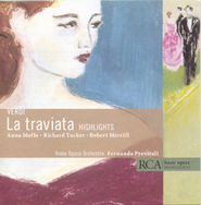 La Traviata: Act I: Sempre libera  [Music Download] -     By: Anna Moffo, Richard Tucker, Robert Merrill