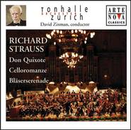 Richard Strauss: Don Quixote; Romanze; Serenade, Op. 7  [Music Download] -     By: David Zinman