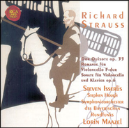 Don Quixote op. 35: Don Quixote op. 35/Variation 3  [Music Download] -     By: Lorin Maazel, Steven Isserlis