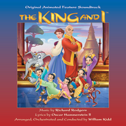 The King and I - Original Animated Feature Soundtrack  [Music Download] -     By: Various Artists