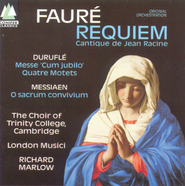 Requiem: In Paradisum  [Music Download] -     By: The Choir Of Trinity College Cambridge