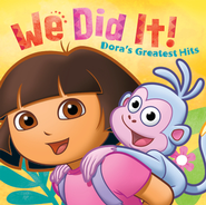 We Did It! Dora's Greatest Hits  [Music Download] -     By: Dora The Explorer