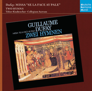 "Guillaume Dufay: Missa ""Si la face ay pale""  [Music Download] -     By: Gerhard Schmidt-Gaden"