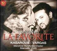 Donizetti: La Favorite  [Music Download] -     By: Marcello Viotti, Vesselina Kasarova, Anthony Michaels-Moore