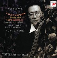 Concertos for the New World (Remastered)  [Music Download] -     By: Yo-Yo Ma, New York Philharmonic, Kurt Masur