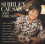 We Praise You Lord  [Music Download] -     By: Shirley Caesar