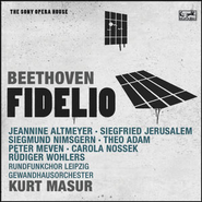 Fidelio - Opera in two Acts: Act I: Gut, Sohnchen, gut, hab' immer Mut  [Music Download] -     By: Kurt Masur