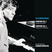"Symphony No. 4 in A Major, Op. 90 ""Italian"": IV. Saltarello. Presto  [Music Download] -     By: Leonard Bernstein, New York Philharmonic"