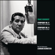 "Schubert: Symphony No. 8 in B minor, D 759 ""Unfinished""; Symphony No. 9 in C major, D 944 ""The Great""  [Music Download] -     By: Leonard Bernstein"