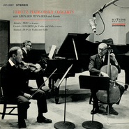 Arensky: Trio No. 1 Op. 32 in D Minor, Vivaldi: Concerto, RV 547/Op. 22, Martinu: Duo for Violin and Cello  [Music Download] -     By: Jascha Heifetz