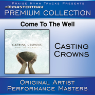Face Down (Medium Without Background Vocals)  [Music Download] -     By: Casting Crowns