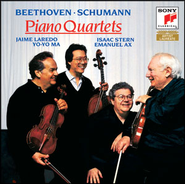 Beethoven, Schumann: Piano Quartets (Remastered)  [Music Download] -     By: Yo-Yo Ma
