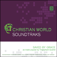 Saved By Grace   [Music Download] -     By: Triumphant Quartet