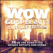 WOW Gospel 2013 (Deluxe Edition)   [Music Download] -     By: Various Artists