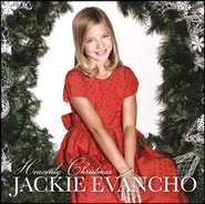 Heavenly Christmas  [Music Download] -     By: Jackie Evancho