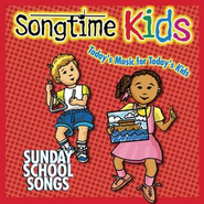 Sunday School Songs  [Music Download] -     By: Songtime Kids