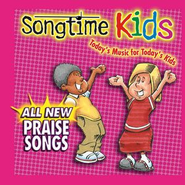 God Is Good - Split Track  [Music Download] -     By: Songtime Kids