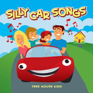 Silly Car Songs  [Music Download] -     By: Tree House Kids