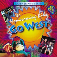 Homecoming Kids Go West  [Music Download] -     By: Homecoming Kids