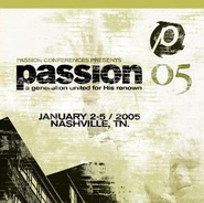 Passion 05: Live EP bundle  [Music Download] -     By: Passion