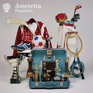 The City We Live In  [Music Download] -     By: Jonezetta