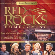 Red Rocks Homecoming  [Music Download] -     By: Bill Gaither, Gloria Gaither, Homecoming Friends