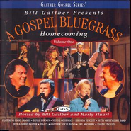 Just Over In Heaven (A Gospel Bluegrass Homecoming Vol 1 Album Version)  [Music Download] -     By: Bill Gaither, Gloria Gaither, Homecoming Friends
