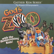 God's Zoo  [Music Download] -     By: Homecoming Kids