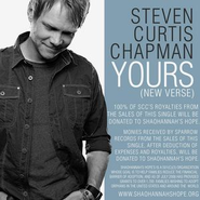 Yours (New Verse)  [Music Download] -     By: Steven Curtis Chapman