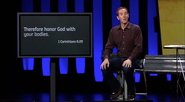 Flee, Baby, Flee!  [Video Download] -     By: Andy Stanley