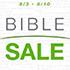 Bible Sale
