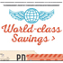 World-Class Savings