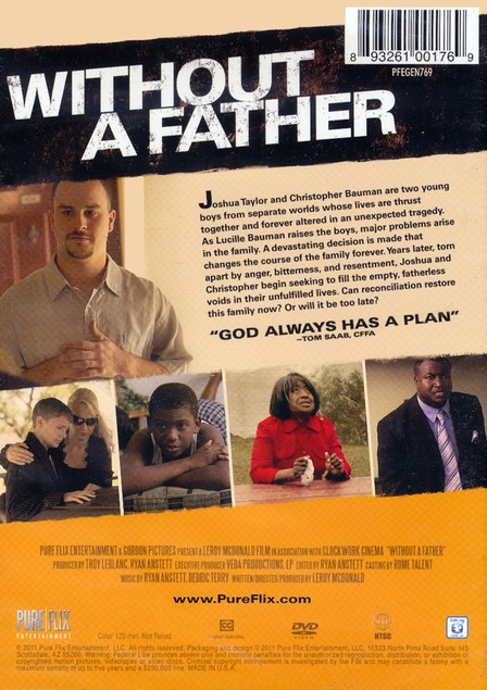 Without a Father, DVD