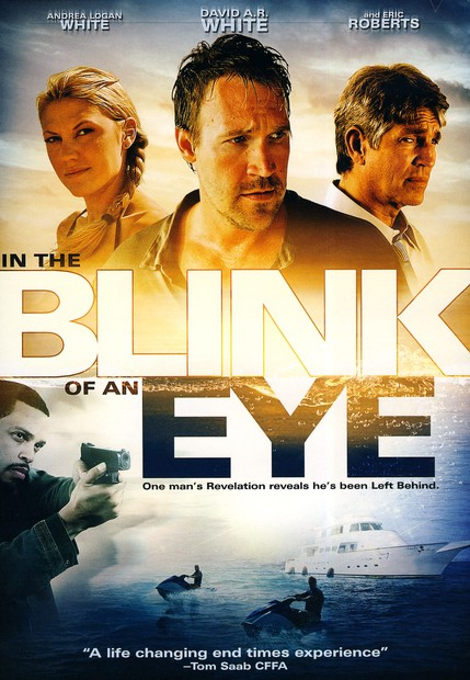 In the Blink Of An Eye, DVD