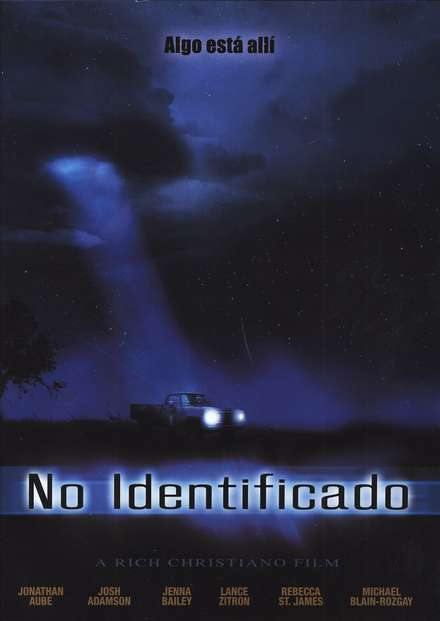 No Identificado  (Unidentified), DVD