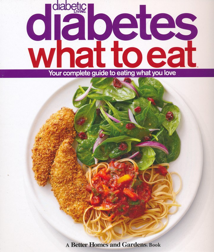Diabetic living diabetes what to eat 9781118006894 christianbook forumfinder Image collections