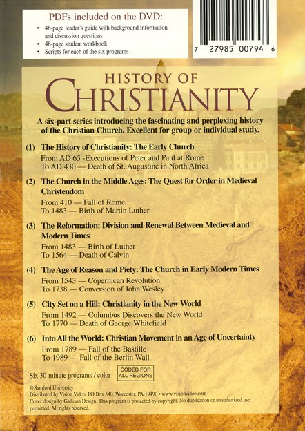 History of Christianity (With PDFs Included)