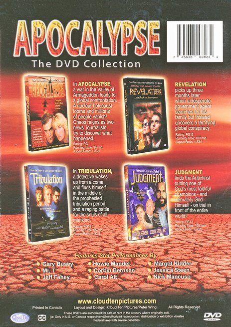 Apocalypse: The DVD Collection