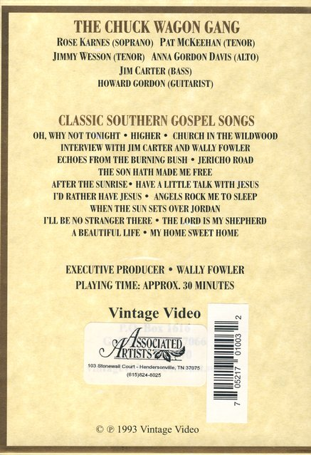 Hall of Fame, Volume 1 DVD