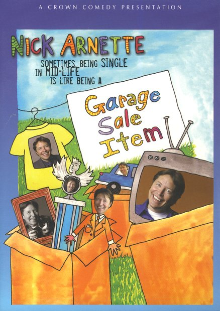 Garage Sale Item, DVD